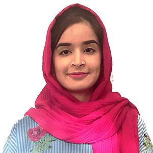 Ms. Zainab Khanani